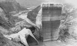 St Francis Dam Post Collapse 2